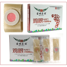 цена на 40Pcs/box Foot Care Medical Plaster Patch Foot Corn Removal Calluses Plantar Wart Thorn Plaster Health Care For Relieving Pain