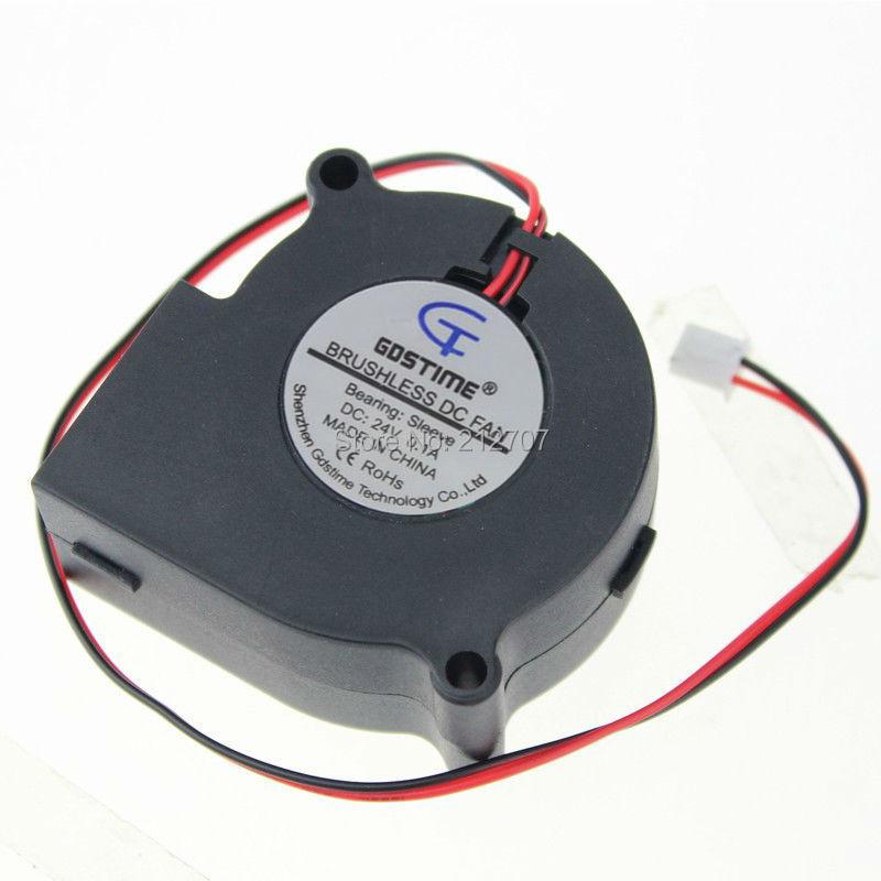 Mini Centrifugal Fan : Pcs gdstime cm mm dc pin small centrifugal