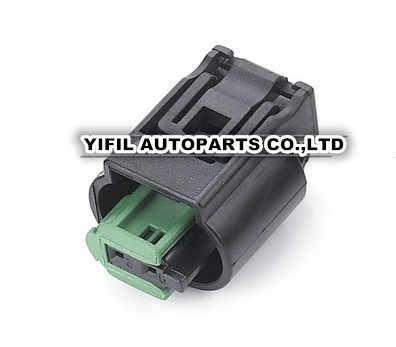 10 шт./лот 2 Pin/Way AMP 1-967644-1 Женский датчик температуры воды воздуха штекер Temp водонепроницаемый электрический разъем для BMW Buick