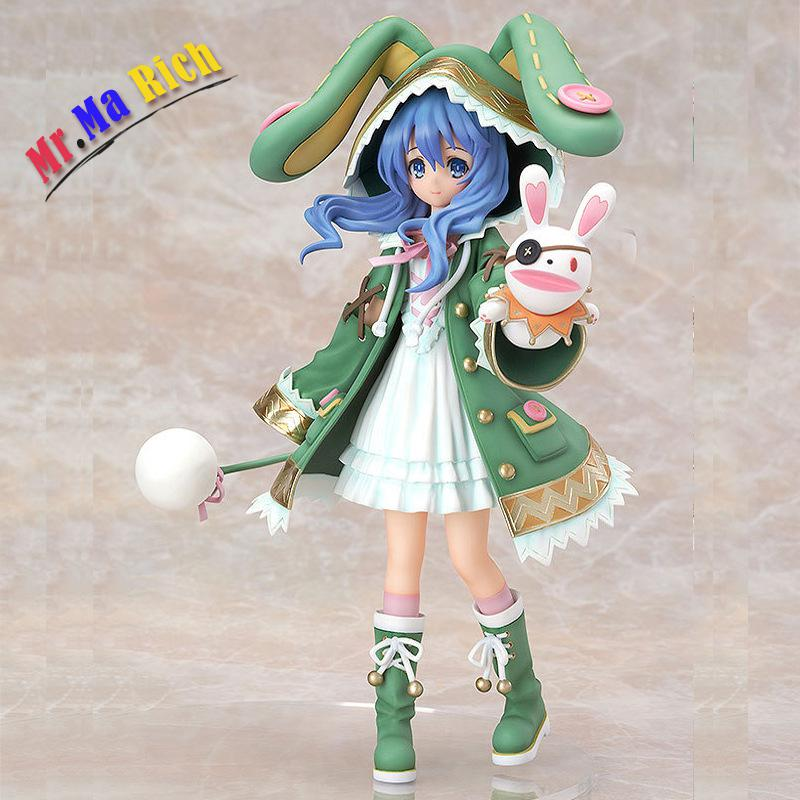 New Japanese Anime Action Figure Date A Live Yoshino Pvc 18cm Model Collection Sexy Girl Cute Figurine Birthday Gift Hot Doll anime one piece dracula mihawk model garage kit pvc action figure classic collection toy doll