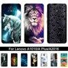"Soft TPU Case For Lenovo A1010a20 A2016a40 4.5"" Back Phone Case Cover For Lenovo A+ A1010 A20 Silicone Shells For Lenovo A Plus"