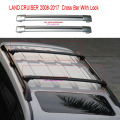 Aluminum Alloy Roof Racks Cross Roof Bar For Toyota Land Cruiser 200 LC 200 Accessories