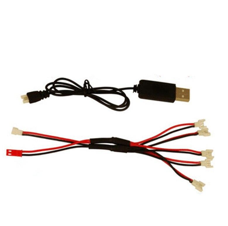 SYMA X5/x5c x5sc Drone Батарея USB Зарядное устройство зарядный кабель Провода Plug Hubsan X4 H107 H107L H107C H107D Интимные аксессуары запасной Запчасти