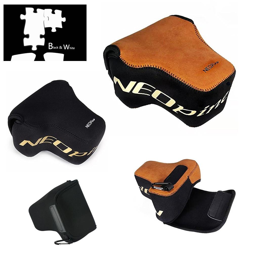 Портативный неопреновый мягкий чехол для камеры Nikon CoolPix P900 P900s/Panasonic FZ2500 FZ2000 DMC-FZ2500 DMC-FZ2000 цифровая камера