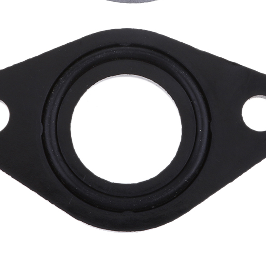 Image 2 - 19mm Durable Plastic Manifold Spacer Gasket O ring for 50cc 70cc 90cc 110cc 125cc ATV Dirt Bike Scooter Carburetor-in ATV Parts & Accessories from Automobiles & Motorcycles
