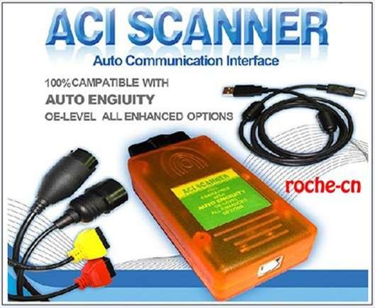OBD2 ACI SCANNER ACI can bus code reader Auto Communication