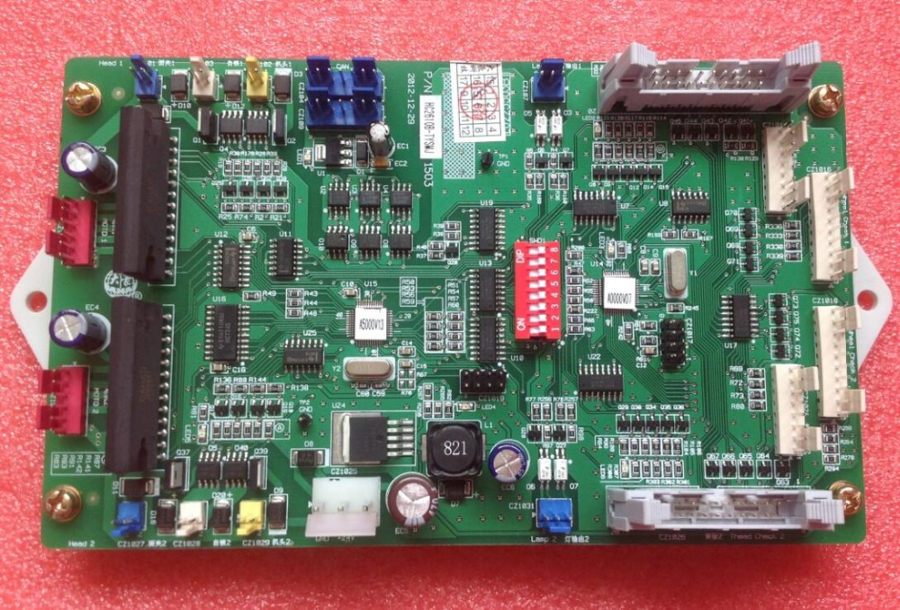 Dahao card P N HC2610B board for China embroidery machines electronic spare parts
