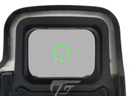 JJ Airsoft 3x Lente di Ingrandimento con Killflash e XPS 3-2 Rosso/Verde Dot (nero/Tan) acquistare Uno Ottenere Uno LIBERO Killflash/Uccidi Flash