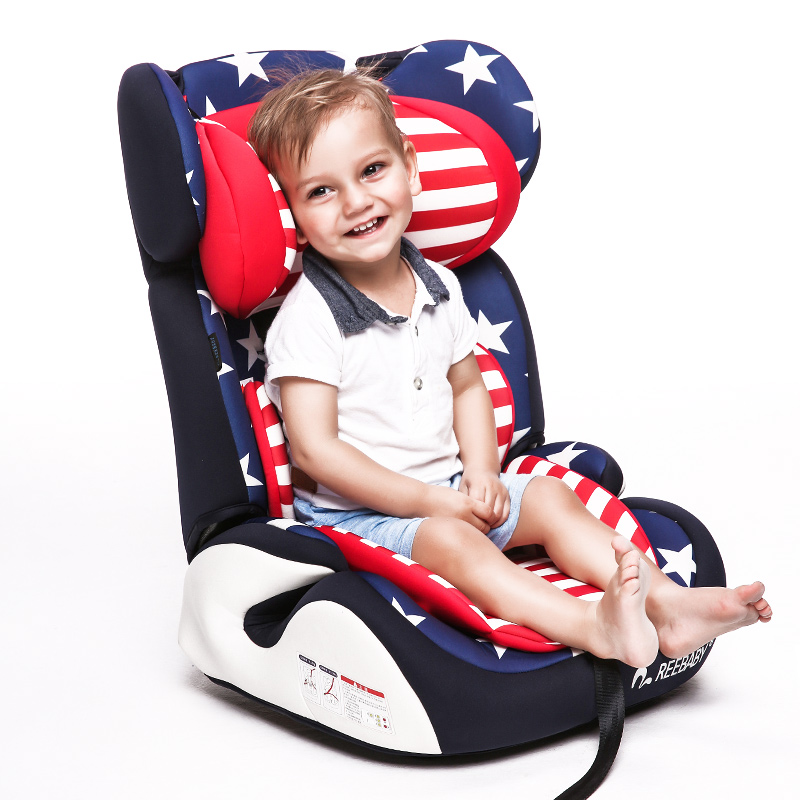 Siège auto enfant sécurité 9 mois à 12 ans siège auto enfant certification 3C - 5