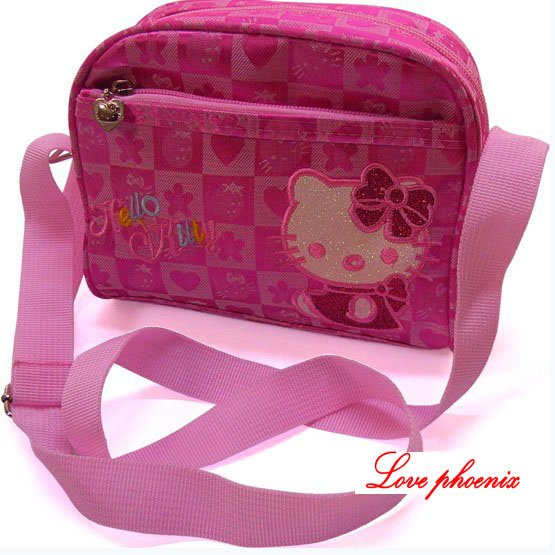 Hello kitty Sling Bag Fashion sling bag Casual bag Leisure ...