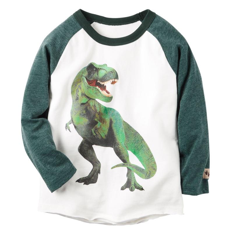 2-7-years-Boys-T-shirt-Kids-Tees-Baby-Boy-brand-t-shirts-Children-tees-Long-Sleeve-100-Cotton-cute-dinosaur-shirts-4