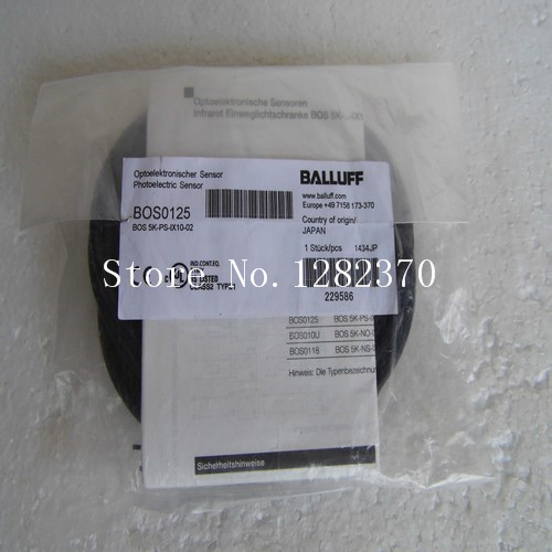 [SA] New original authentic special sales BALLUFF sensors BOS 5K-PS-IX10-02 spot [sa] new original authentic special sales keyence power supply ms e07 spot