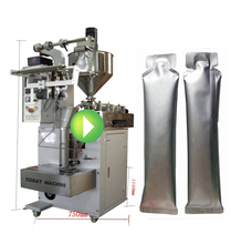 Automatic juice liquid packaging machine/automatic ice pop packing machine