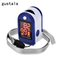 Mini Digital LED Fingertip Blood Pressure Monitor Finger Pulse Oximeter Pulsioximetro SPO2 PR Instant Oximetro Health