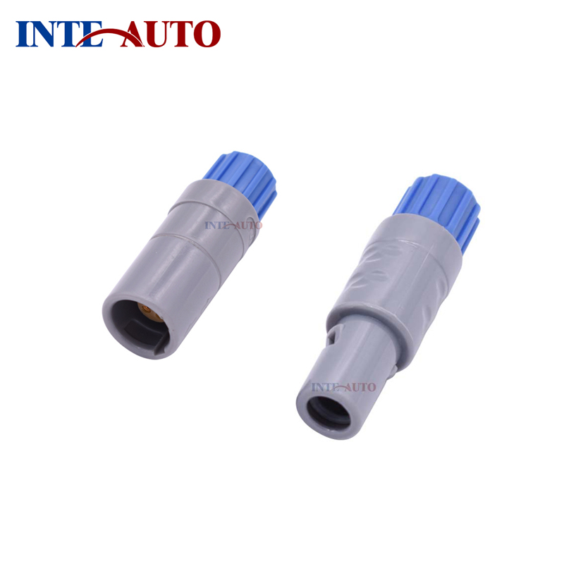 2,3,4,5,6,8,10,14 Pins Plastic Medical Push Pull Self-locking Connector,cable To Cable TAG Plug DRG Receptacle
