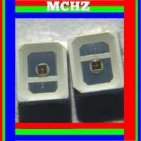 200 unids/lote SMD 2835 LED perlas de la lámpara destacar 0,5 W 150ma 2 V-2,6 V, rojo 640nm luz-Luz cuentas de lámpara de planta de diodo emisor