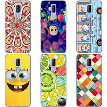 For Doogee Homtom S8 Soft TPU Case Cover printing Soft Silicon phone shell printing Case For Homtom S8 Painted Flower Cases(China)