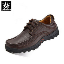 URBANFIND Men Business Style <font><b>Shoes</b></font> Large Size 46 47 Man Flat <font><b>Shoes</b></font> Soft Office Work <font><b>Shoes</b></font> Top Quality Man Casual Footwear