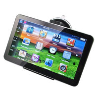 Vehemo 8GB 7 Inches GPS Navigation GPS Navigator Voice Navigation Automobile SAT NAV Universal Music Movie