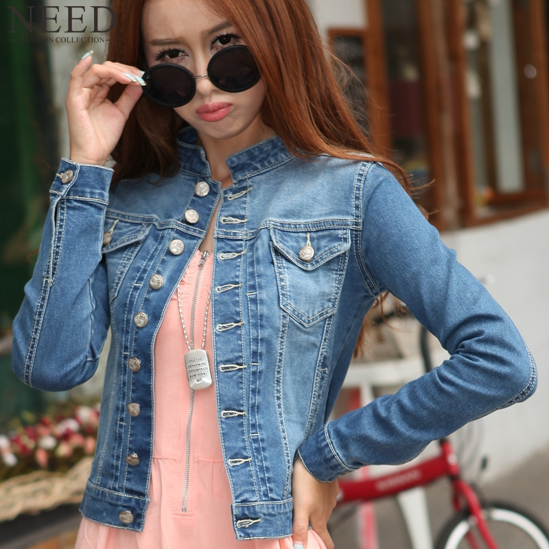 Compare Prices on Denim Jacket for Women- Online Shopping/Buy Low