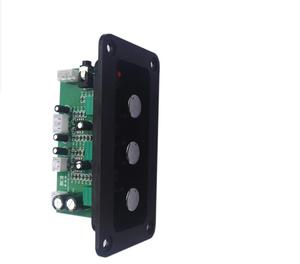 Image 3 - NE5532 сабвуфер 2,1 предусилитель низких частот планшетофон громкости для цифрового усилителя мощности громкоговоритель с панелью