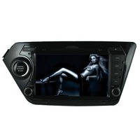 MTK3360 Faster Speed 512Mb RAM WINCE 6 0 Car DVD Player 1080P Gps Fit For Kia