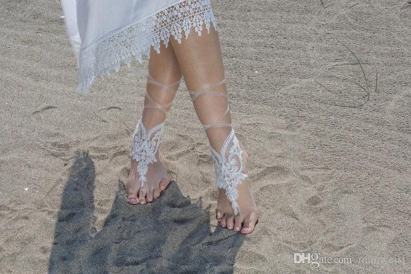 elegant-lace-beach-wedding-barefoot-sandals-2017-hot-sale-anklet-chain-cheap-custom-made-bridal-bridesmaid-jewelry-foot (3)