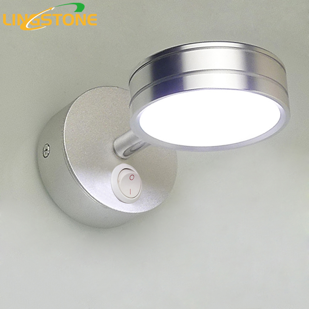 led mini lmpara de pared espejo luz aplique wandlamp arriba abajo luminaria lamparas de pared apliques