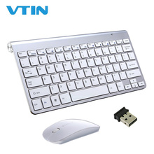 New Designed 2.4G Wireless Keyboard MINI Waterproof Ultra-Thin Mute Keyboard Structure Compact Keyboard For Computer TV Box .etc цены онлайн