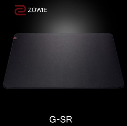 100% original ZOWIE GEAR G-SR professional e-sports gaming mouse pad, CS:GO mouse pad 480mm*400mm*3.5mm fabric mouse mat original zowie gear fk2 fk 1 fk1 gaming mouse usb wired 3200dpi optical ergonomic zowie mouse mice for cs fps gamer
