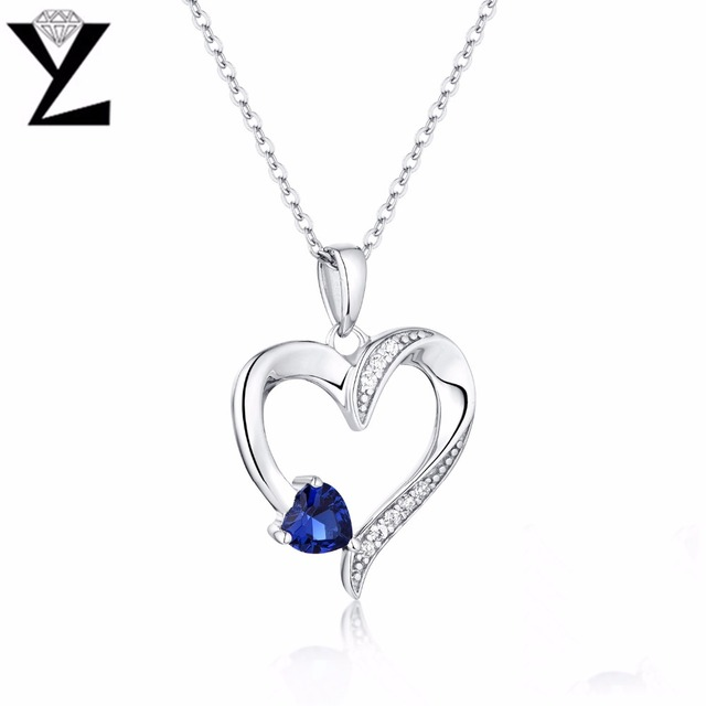 L'aier Heart Pearl Pendant Stylish Lady's Jewelry,925 Sterling Silver