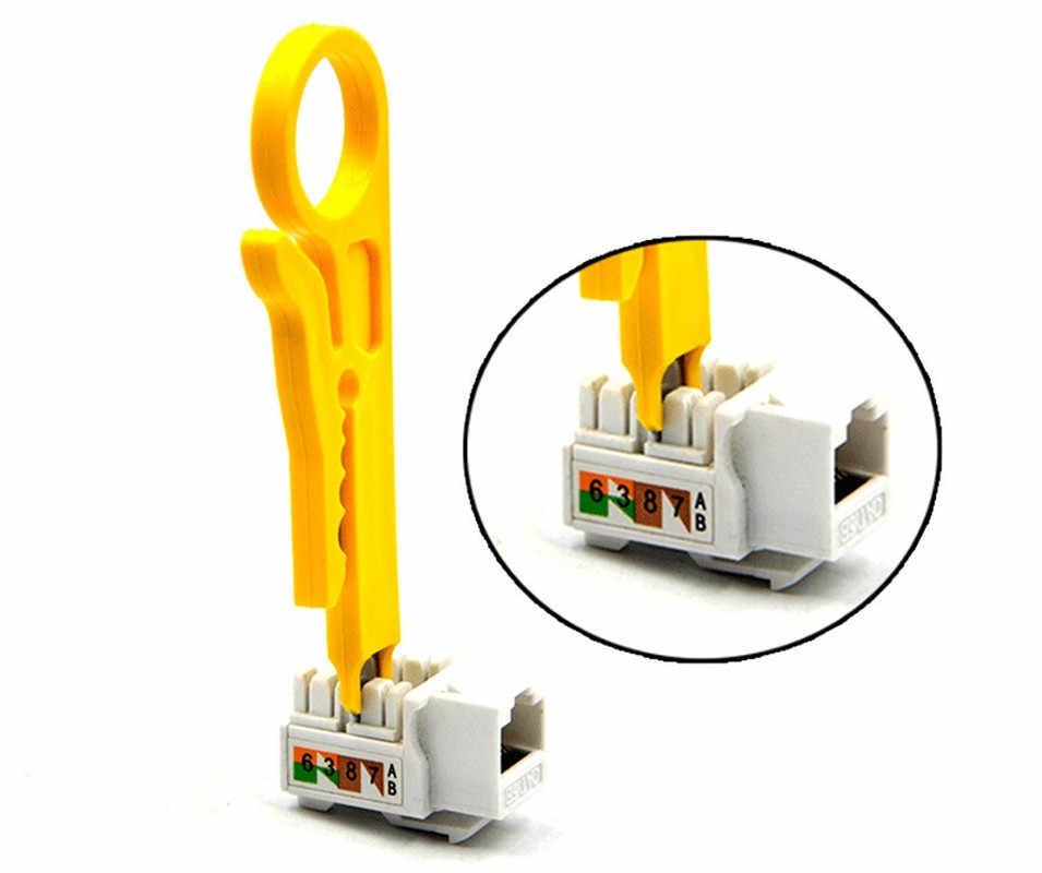 5 sztuk/zestawów specjalne hurtownie nowy elektryk narzędzia proste karty do gry do zdejmowania izolacji giętki przewód do ściągacz do kabli powieść szczypce