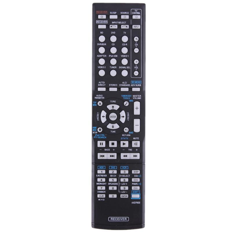 Remote Control for Pioneer VSX-521/AXD7660/VSX-422-K/AXD7662 AV Receiver new original a v home theater remote control axd7247 for pioneer vsx d309 vsx d409 vsx d510 vsx d209 vsx d511 vsxd3 vsx d609