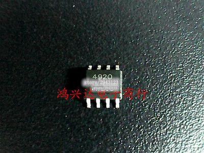 1PCS    SI4920DY-T1-E3 SI4920DY SI4920 4920DY  SOP8