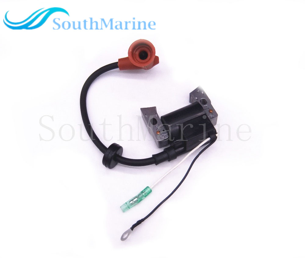 F4-04000038 Boat Motor Ignition Coil For Parsun HDX 4-Stroke F4 F5 BM Outboard Engine, Ignition Winding Assy, Free Shipping