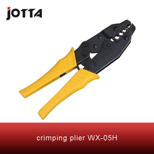 WX-05H crimping tool plier 2 multi tools hands Ratchet Crimping Plier (European Style)