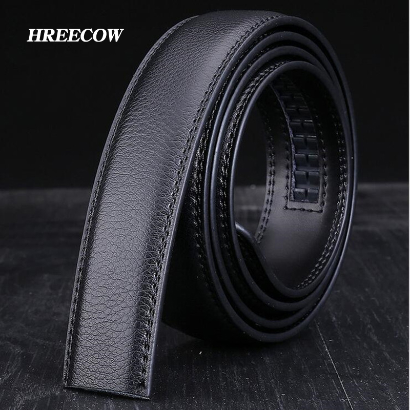 150cm 160cm Longer Lengthen Leather   Belts   For Fat Mens Extended Edition Automatic Buckle Male   Belt   Overlength Strap,No Buckle