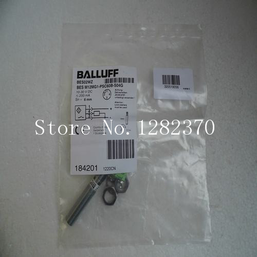 [SA] New original special sales BALLUFF sensor switch BES M12MG1-PSC60B-S04G spot --2PCS/LOT [sa] new original special sales balluff sensor switch bes m08mh1 psc30b s49g spot 2pcs lot