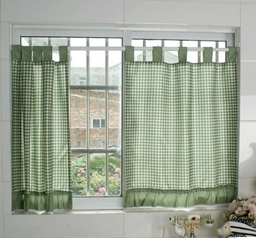 Online buy wholesale bathroom window curtain from china - Rideau petite fenetre salle de bain ...