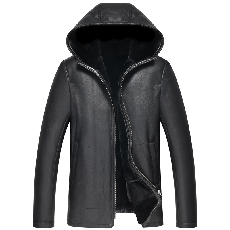 Popular Hooded Shearling Coats-Buy Cheap Hooded Shearling Coats ...