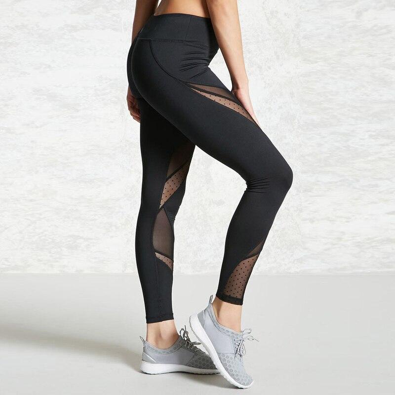 Lose Frauen Nahtlose Leggings Solide Fitness Magie Druck Leggings Beiläufige Capris Bleistift Hosen Stretchy Push-up Workout Hose