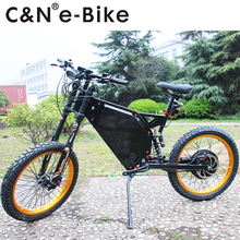 2018 Hot Selling 72v 5000w Enduro Ebike Electric bicycle Mountain Bike