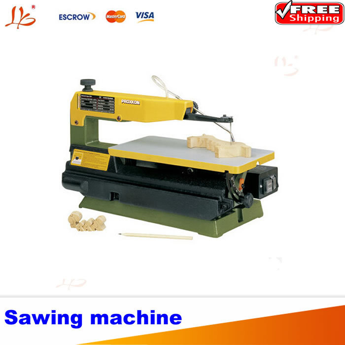 Mini table type two speed jigsaw scroll saw machine in saw for Table th no scroll