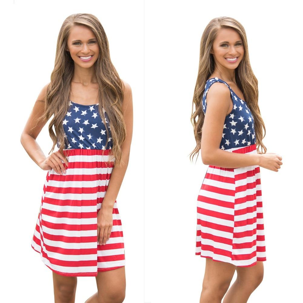 Online Get Cheap American Flag Dress -Aliexpress.com | Alibaba Group