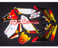 Big Eagle CRF70 motocross modified 3M decal stickers car stickers car stickers full