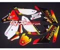 Grande Águia CRF70 motocross modificado 3 M decal adesivos de carro adesivos adesivos de carro completo