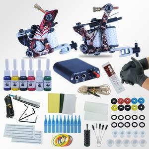 top 10 kit tattoo 2 machine brands