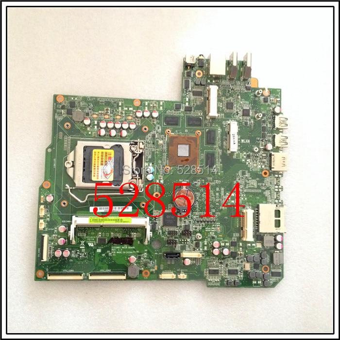 One Board for asus ET2300I MAIN BOARD / ET2300I MOTHERBOARD LGA 1155 P/N: 60PT00H2-MB5A03 100% Test ok