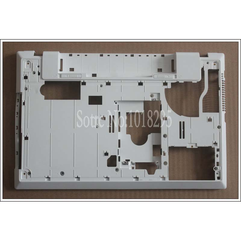 New White bottom cover  for samsung NP300V5A NP305V5A 300V5A Bottom case Bottom shell D cover