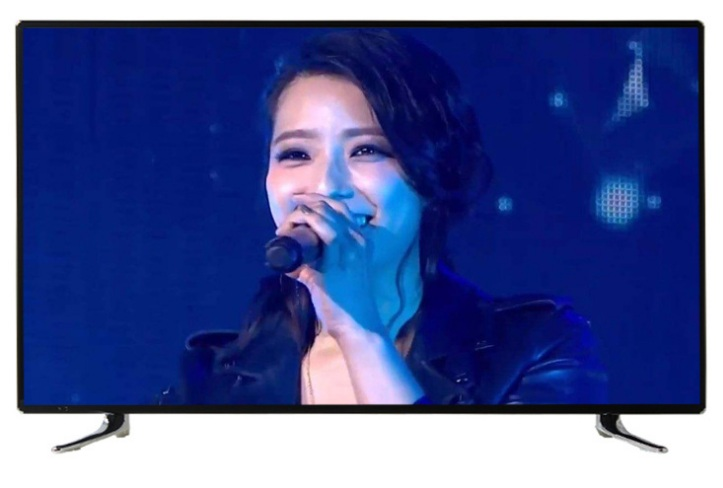 Wholesale OEM Brand LED TV  55 60 Inch Smart Internet LED Full HD Television TV